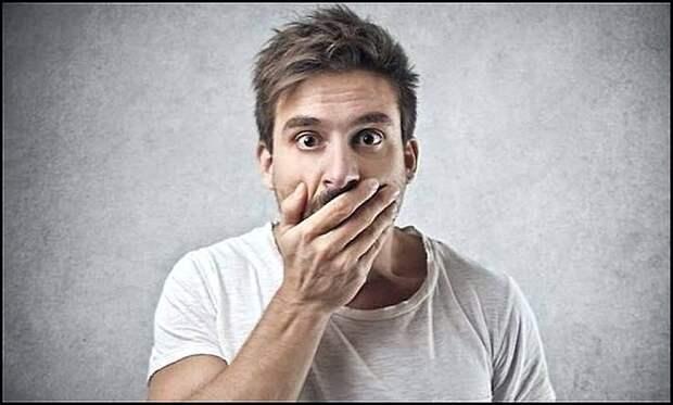 Испуганный человек видит лучше. информация, картинки, факты