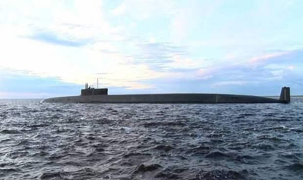 Российский флот пополнится сразу тремя атомными подлодками