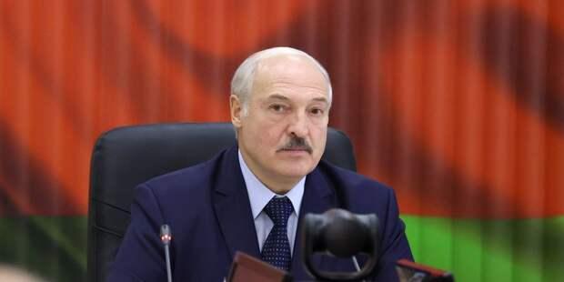 Лукашенко никого не боится