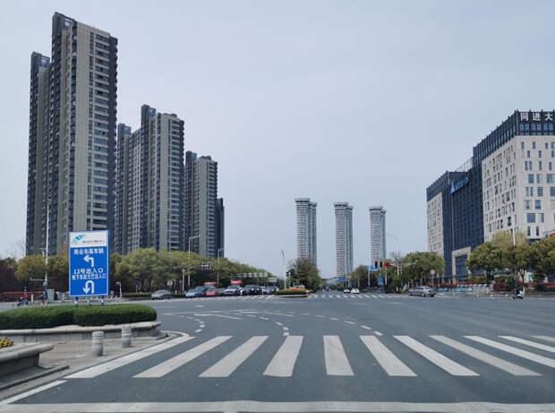 Китай. Ситуация с коронавирусом от очевидца