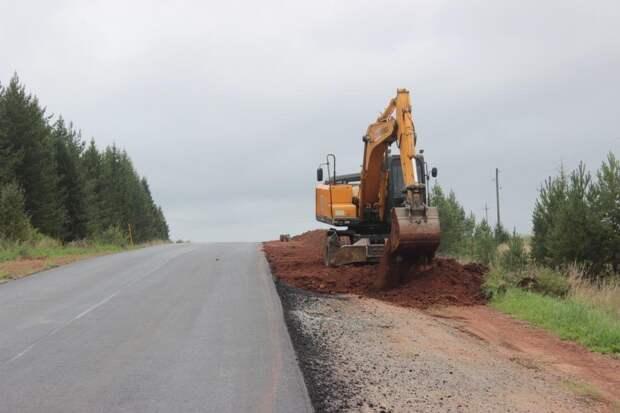 Ремонт дорог по проекту БКАД в Удмуртии завершат до конца сентября