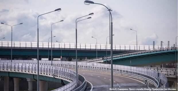 Эксперт: Хордовые магистрали позволят перераспределить автомобильные потоки в Москве. Фото: Е. Самарин mos.ru