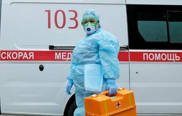 Четыре ковид-пациента скончались на Кубани