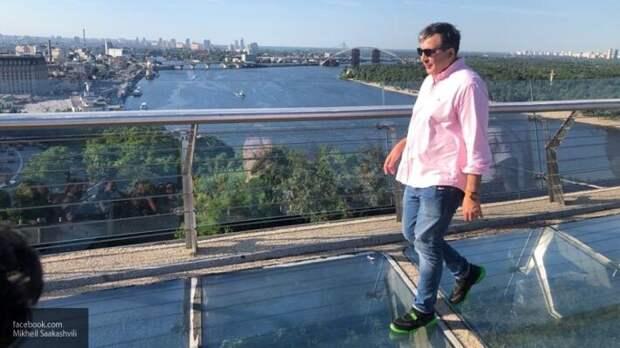 Диденко: Саакашвили - инструмент Сороса для установления полного контроля над Украиной