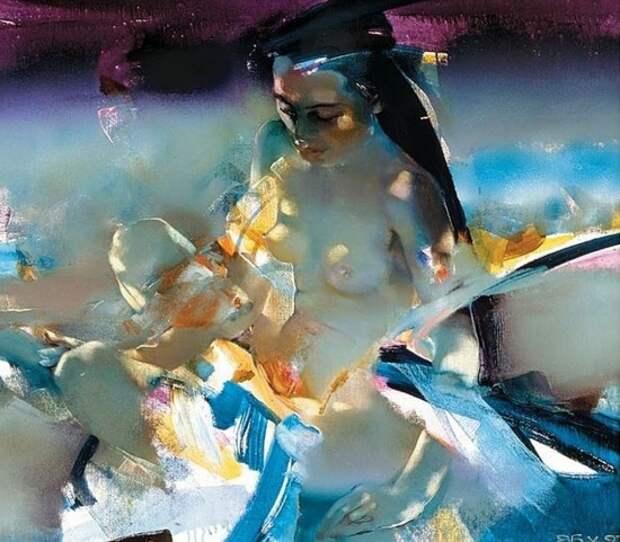 художник Валерий Блохин картины – 11
