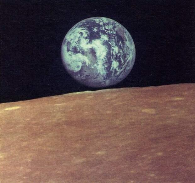 Люсьен Рюдо - мастер космической живописи вселенная, дизайн, картина, космос, первые в мире, фото, художник