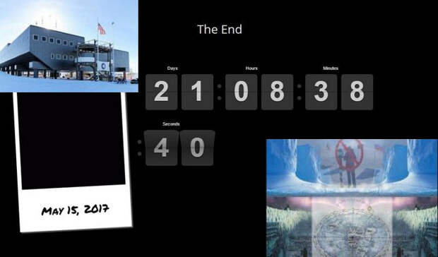 Кто же включил таймер «The End»?