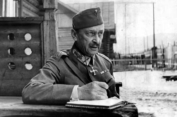 Приказ 1941 г о концлагерях русских Карелии издал Маннергейм