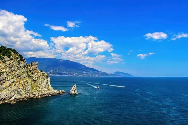 Туристка назвала «самые ужасные» курорты Крыма