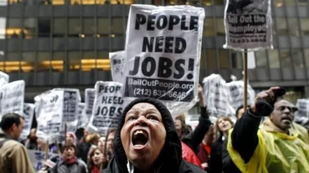 Defense News рассказало о серьезной безработице в США на фоне пандемии коронавируса