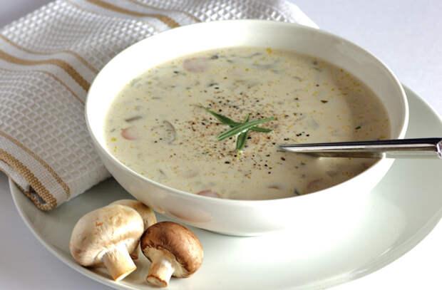 6 грибных супов: готовим совершенно по-новому