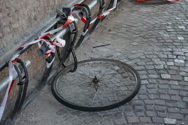 Полицейские Северного округа столицы раскрыли кражу велосипедов