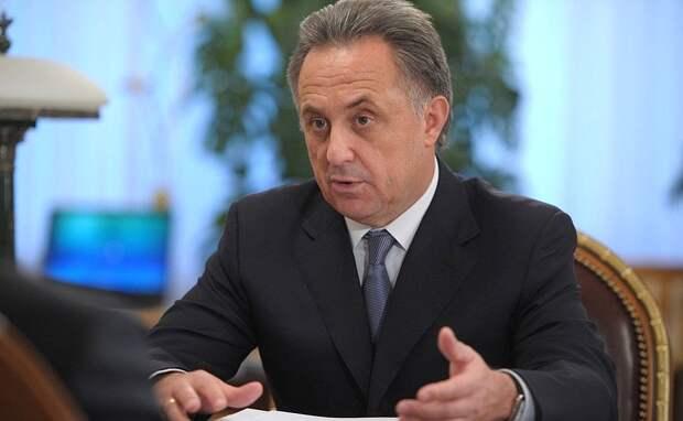 Виталий Мутко потребовал уволить мэра одного из районов Иркутской области
