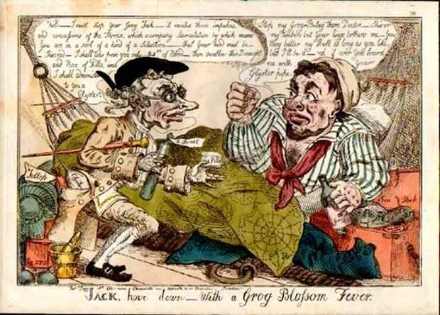 Из словаря непристойностей XIX века