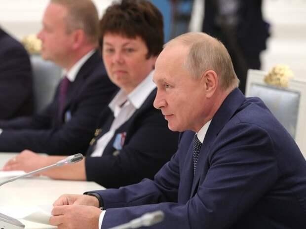 Путин сравнил ракету «Авангард» с эскимо