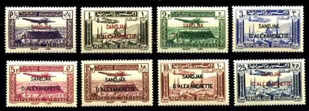Как турки в 1939 году устроили Сирии «обрезание»