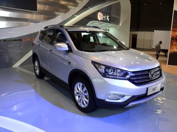 Dongfeng Motor подумывает о сборке автомобилей в России