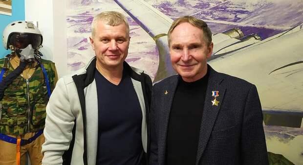 Будни на МКС: Олег Новицкий и Валерий Токарев о жизни и работе в космосе