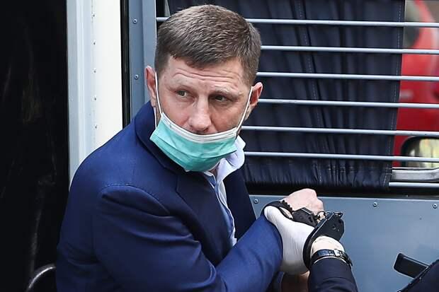Следственный комитет предъявил Сергею Фургалу новое обвинение