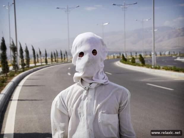 Город из белого мрамора (20 фото)
