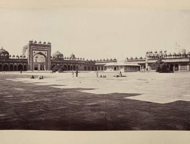 Albom fotografii indiiskoi arhitektury vzgliadov liudei 47