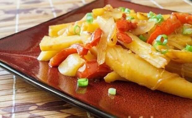 Азия: 6 интересных рецептов, как приготовить картофель (7 фото)