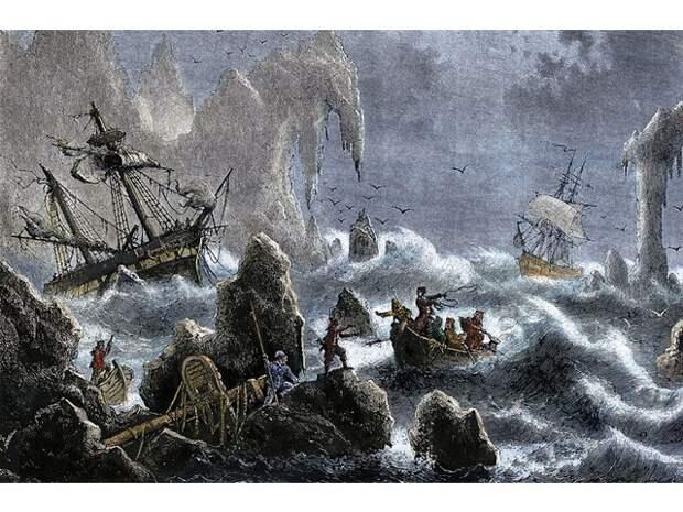 История - интересные факты:Командор Витус Беринг: как датчанин стал «Русским Колумбом»