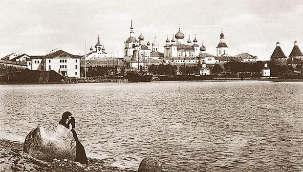 Оборона Соловков: русские монахи и инвалиды против британской эскадры, вооруженной до зубов