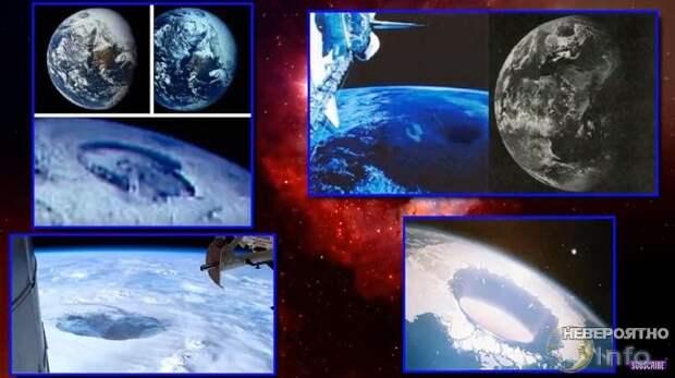 Теория полой Земли: от древних легенд до современных теорий