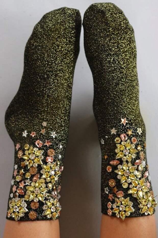 Нарядные носки  lirika.matoshi