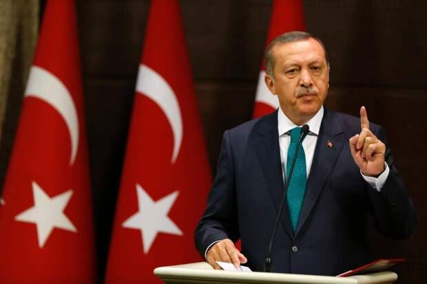 Эрдоган сообщил обобнаружении Турцией крупнейших запасов газа вЧёрном море (ВИДЕО)