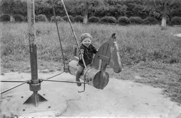 Детство золотое (поезд жизни)