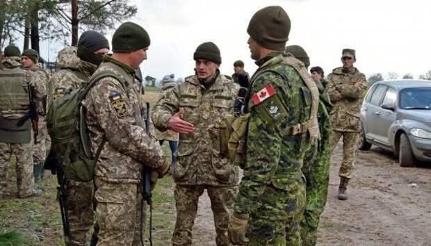 Канада значительно сокращает военное присутствие на Украине из-за COVID-19