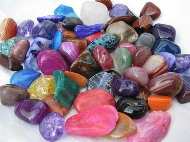 Камни-талисманы, которые меняют жизнь к лучшему