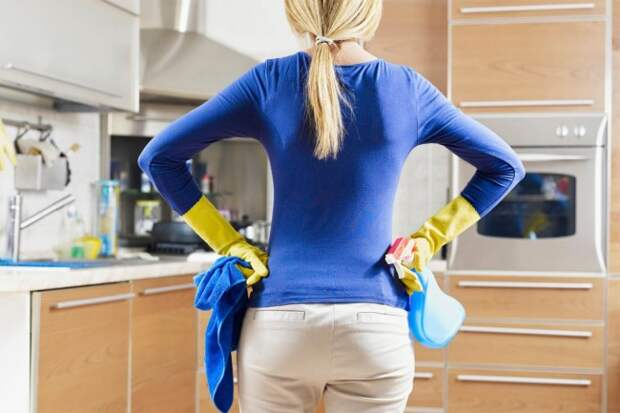 Чистота - главный враг тараканов