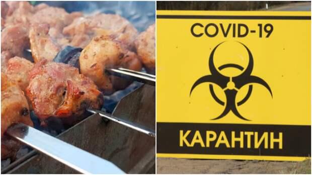 """Врач назвал факторы, повышающие риск заразиться коронавирусом в праздники / Коллаж: ФБА """"Экономика сегодня"""""""