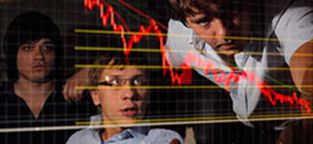 Россияне отнесли на биржу триллион