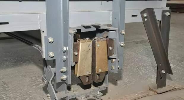 Современные лифты оборудуются ловителями. |Фото: ya.ru.