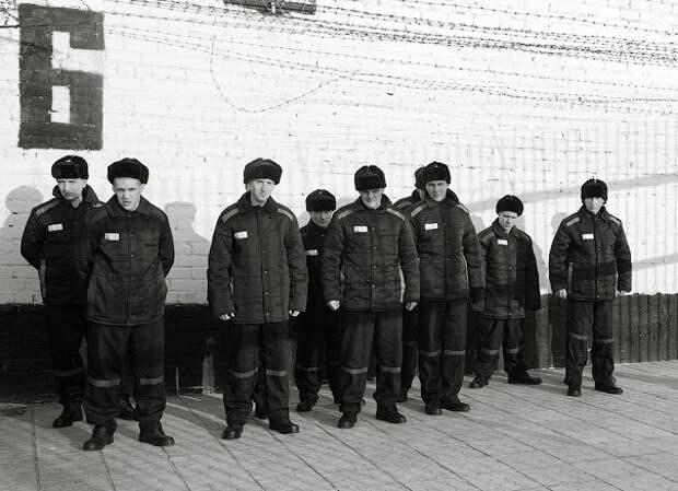 Как устроена тюремная иерархия в российской тюрьме