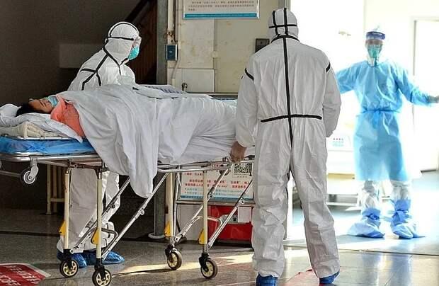 В России от коронавируса за сутки умерло 799 человек