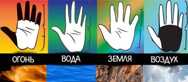 Что форма руки может рассказать о вашей личности?