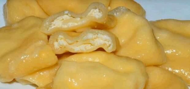 Новый рецепт любимых ленивых вареников по-львовски