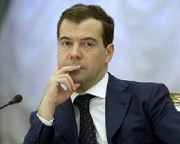 Дмитрий Медведев открыто заявляет, что станет президентом РФ