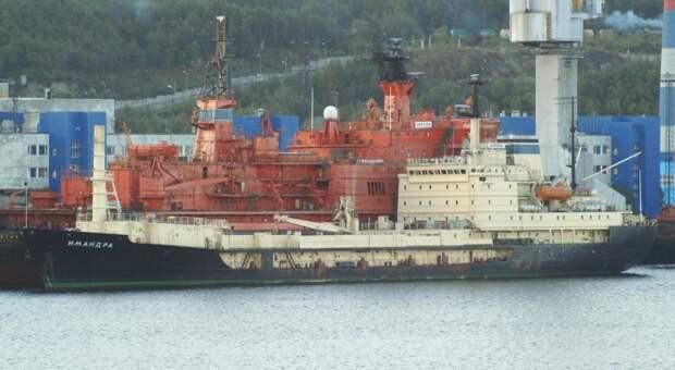"""ЦКБ """"Айсберг"""" спроектирует судно для перезарядки атомных реакторов"""