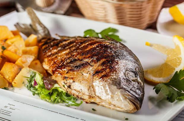 Рыба получается как в ресторане: готовим по советам повара