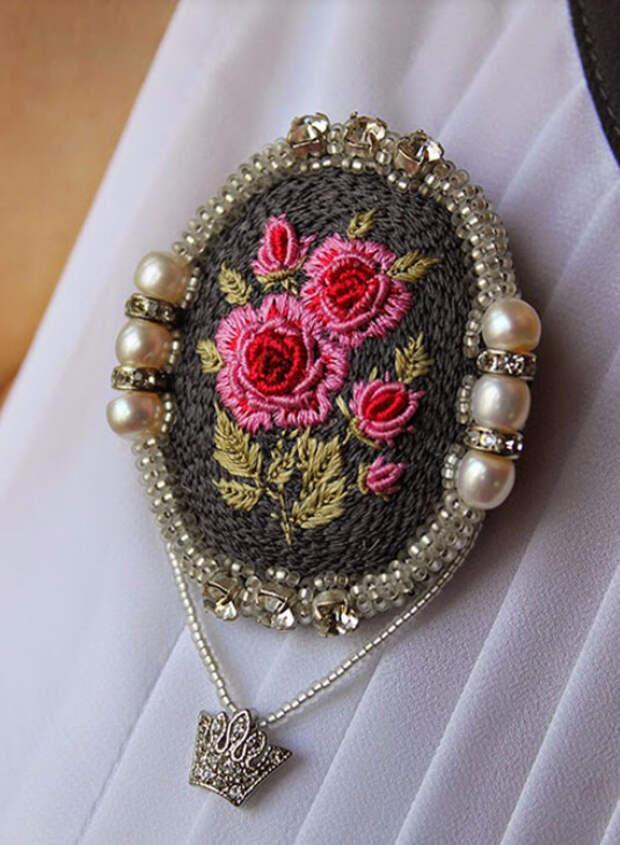 Вышивка рококо для начинающих: идеи, схемы и описание… Более чем красиво и шикарно!