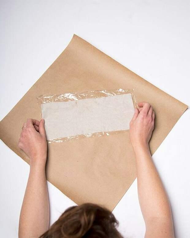 Упаковка букета (diy)