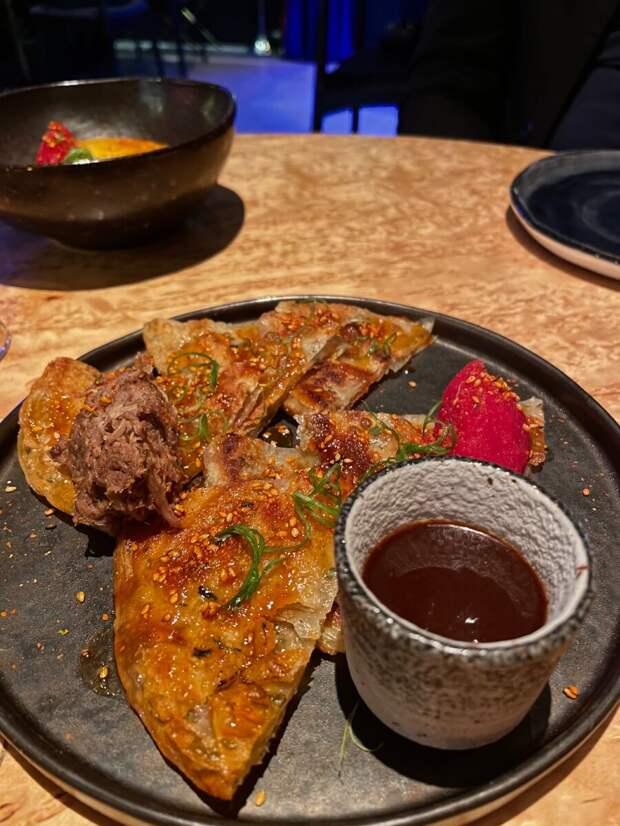 Паназиатский ресторан в Депо Asiatique