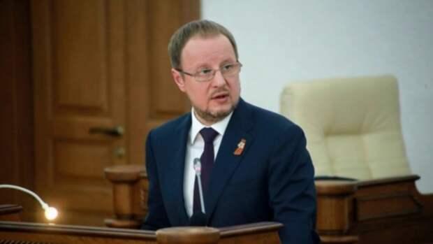 Томенко поручил увеличить производство кислорода в Алтайском крае