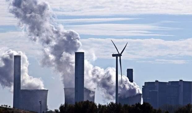Газовые цены могут вынудить Европу возобновить угольную генерацию